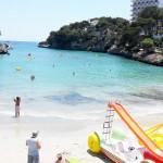 Strand Cala Ferrera